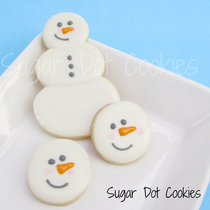 Order Christmas Winter Sugar Cookies Custom Decorated Frederick