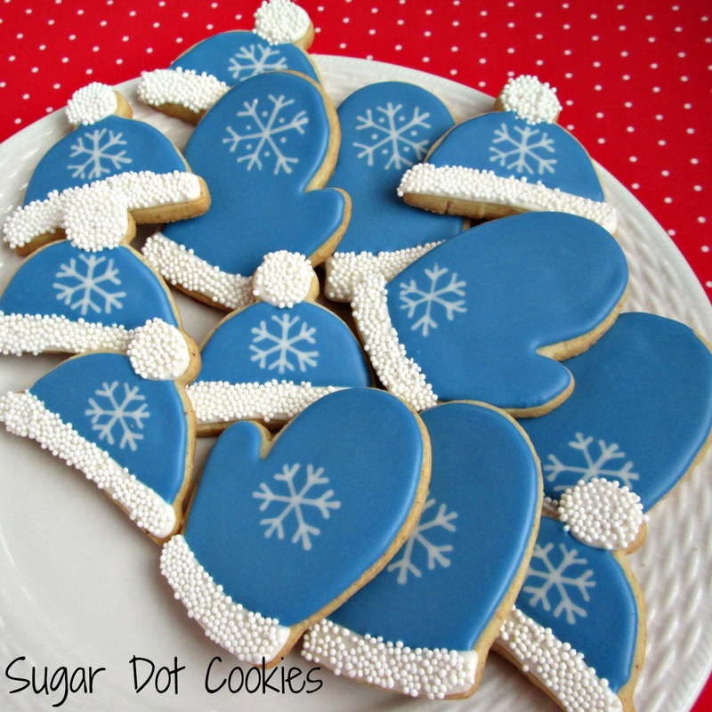 picture - Decorations For Christmas Sugar Cookies