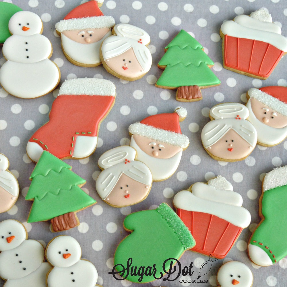 Pop Up Cookie For Sale Sugar Dot Cookies Handmade Decorated