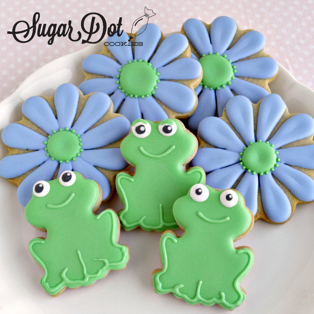 Fruit and flower designs sugar cookies with royal icing custom picture izmirmasajfo